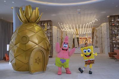 Nickelodeon Hotels & Resorts Riviera Maya, recepción.jpg (PRNewsfoto/Karisma Hotels & Resorts)