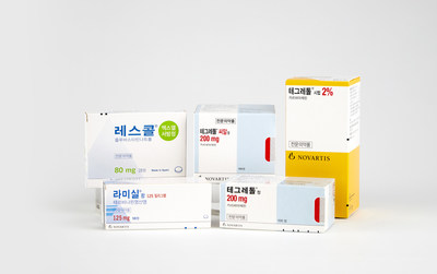 Yuyu Pharma Signs Exclusive Distribution Agreement with Novartis Korea for Domestic Distribution Rights in Korea for Lamisil®, Lescol® XL and Tegretol®